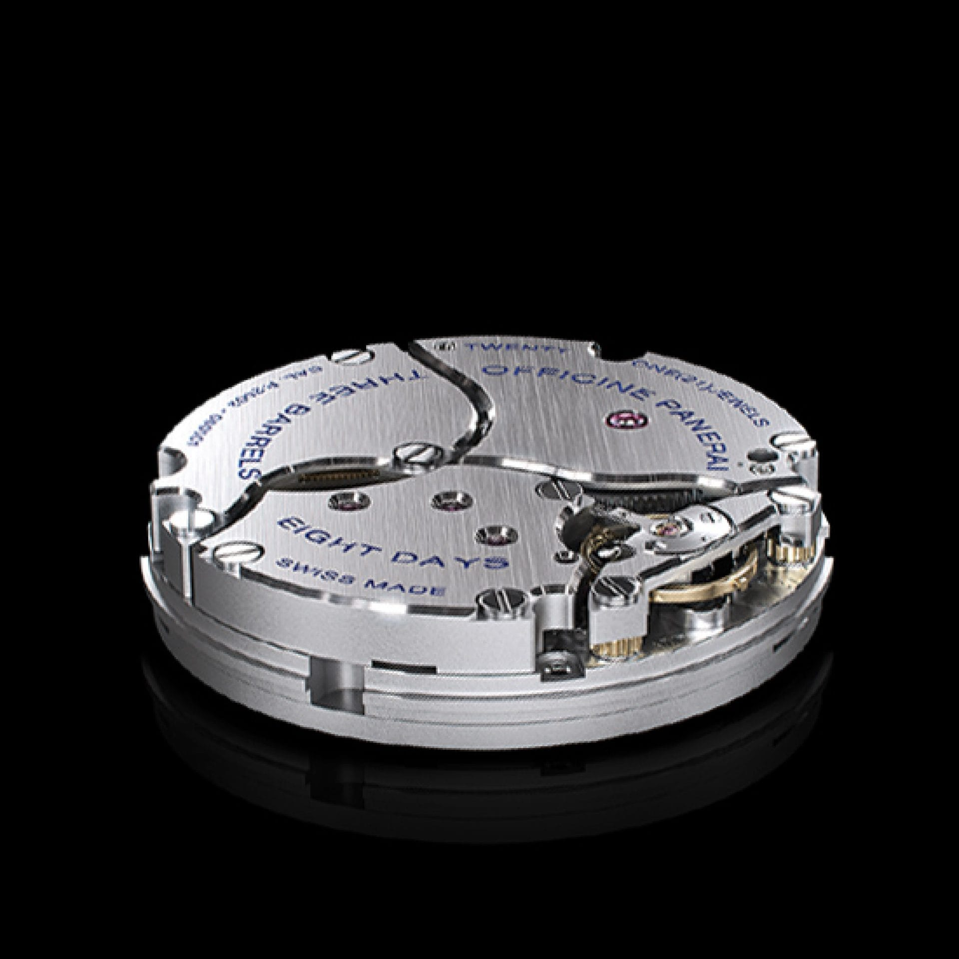 2005 - Officine Panerai's First In-House movement