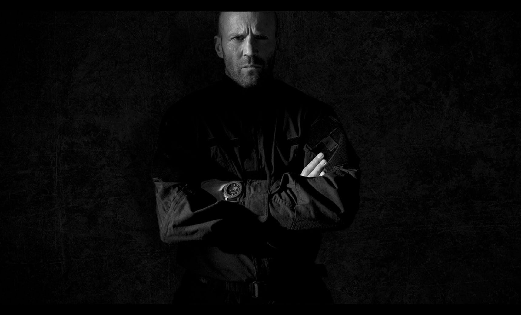 WATCH JASON STATHAM'S WRIST IN HIS NEXT MOVIE, PANERAI WILL BE THERE