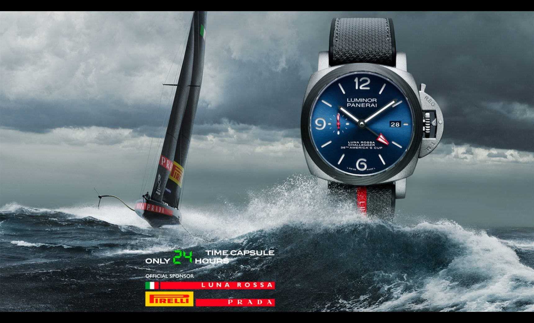 Luna Rossa: Race Against Time