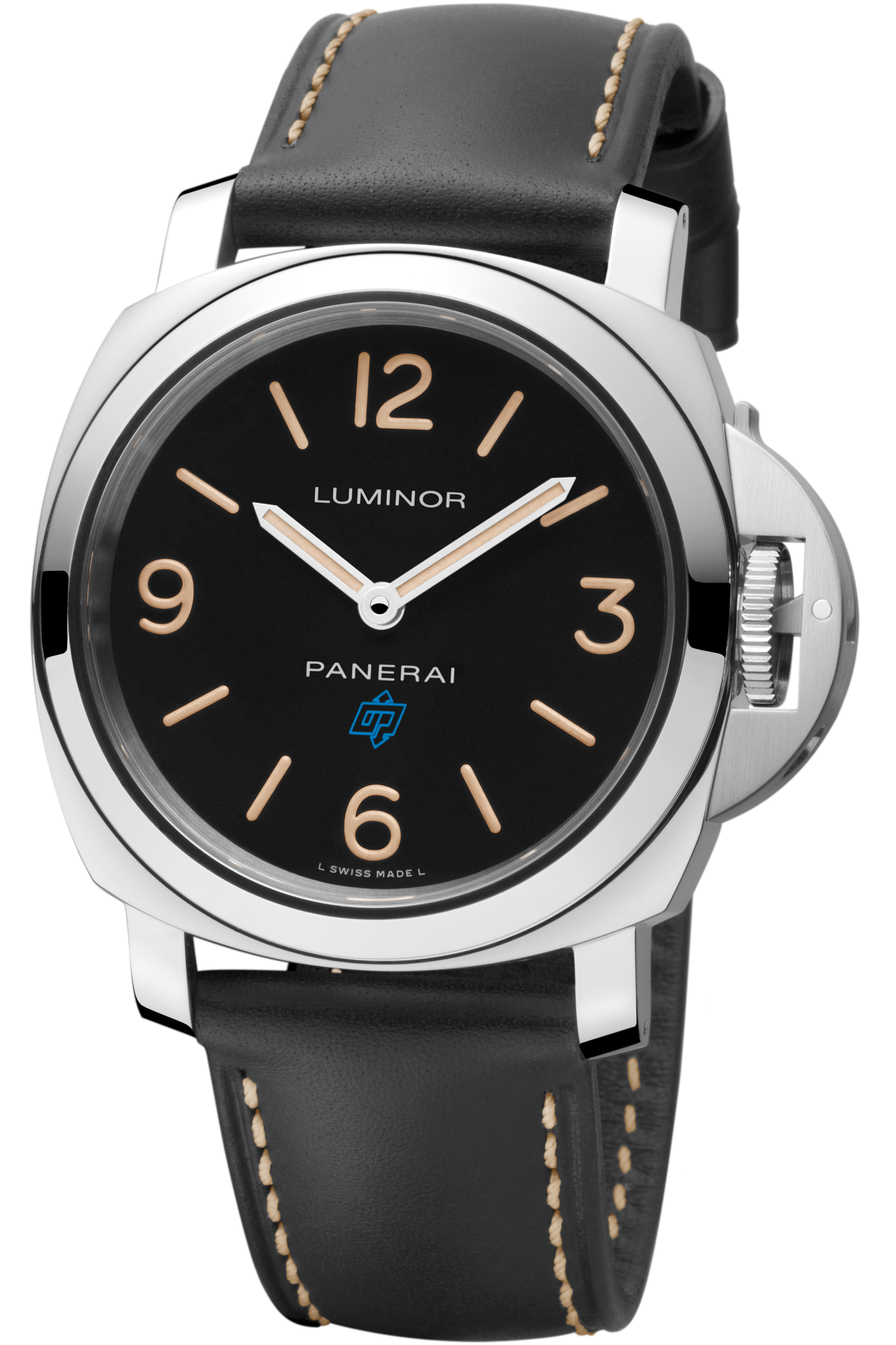 PNPAM00634 - Luminor Base Logo Acciaio - 44mm