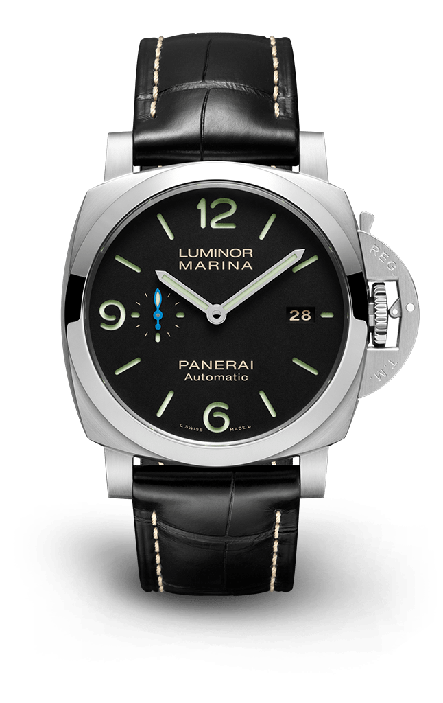 PNPAM01312 - Luminor Marina 1950 3 Days Automatic Acciaio - 44mm