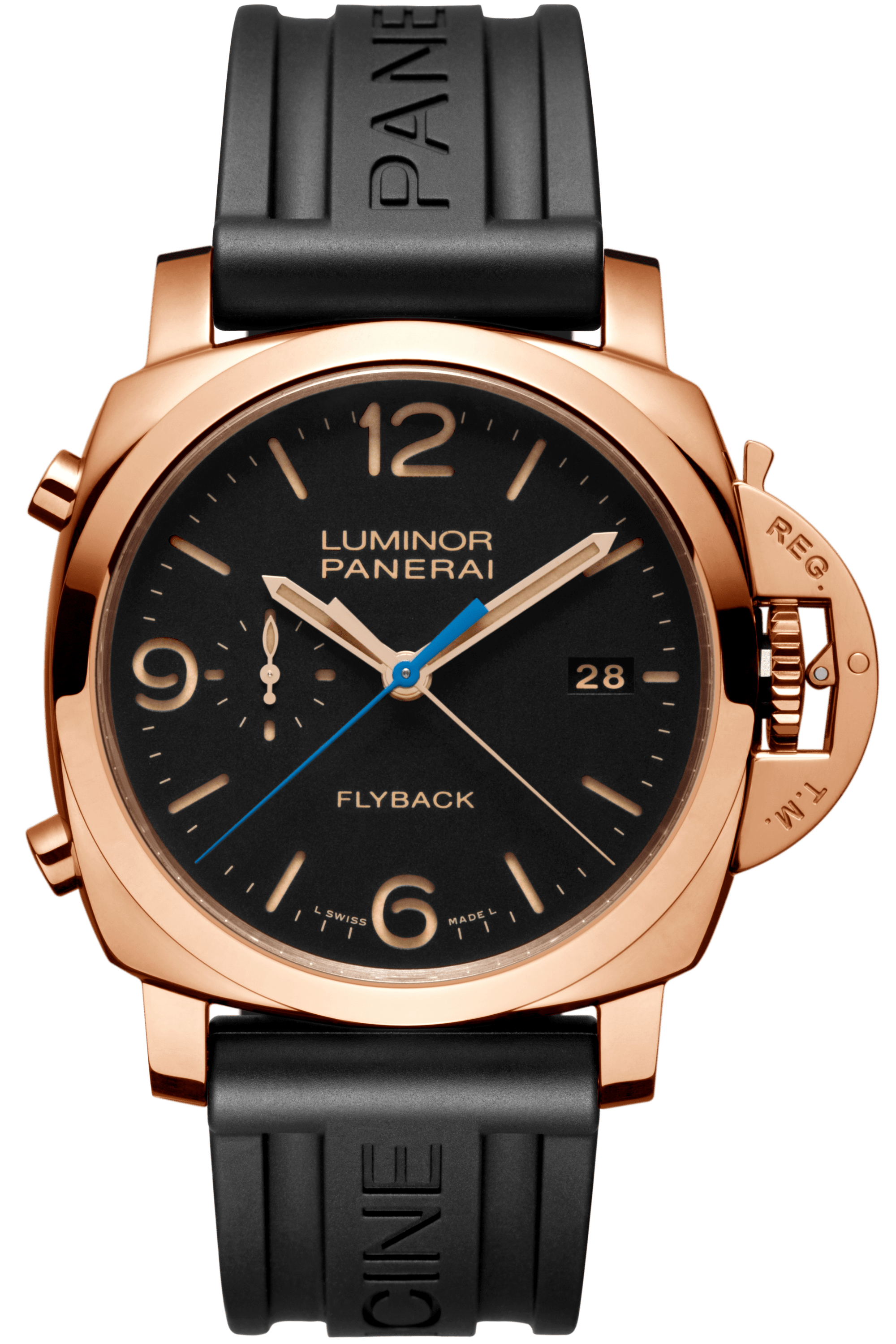 PNPAM00525 - Luminor Chrono Flyback - 44mm