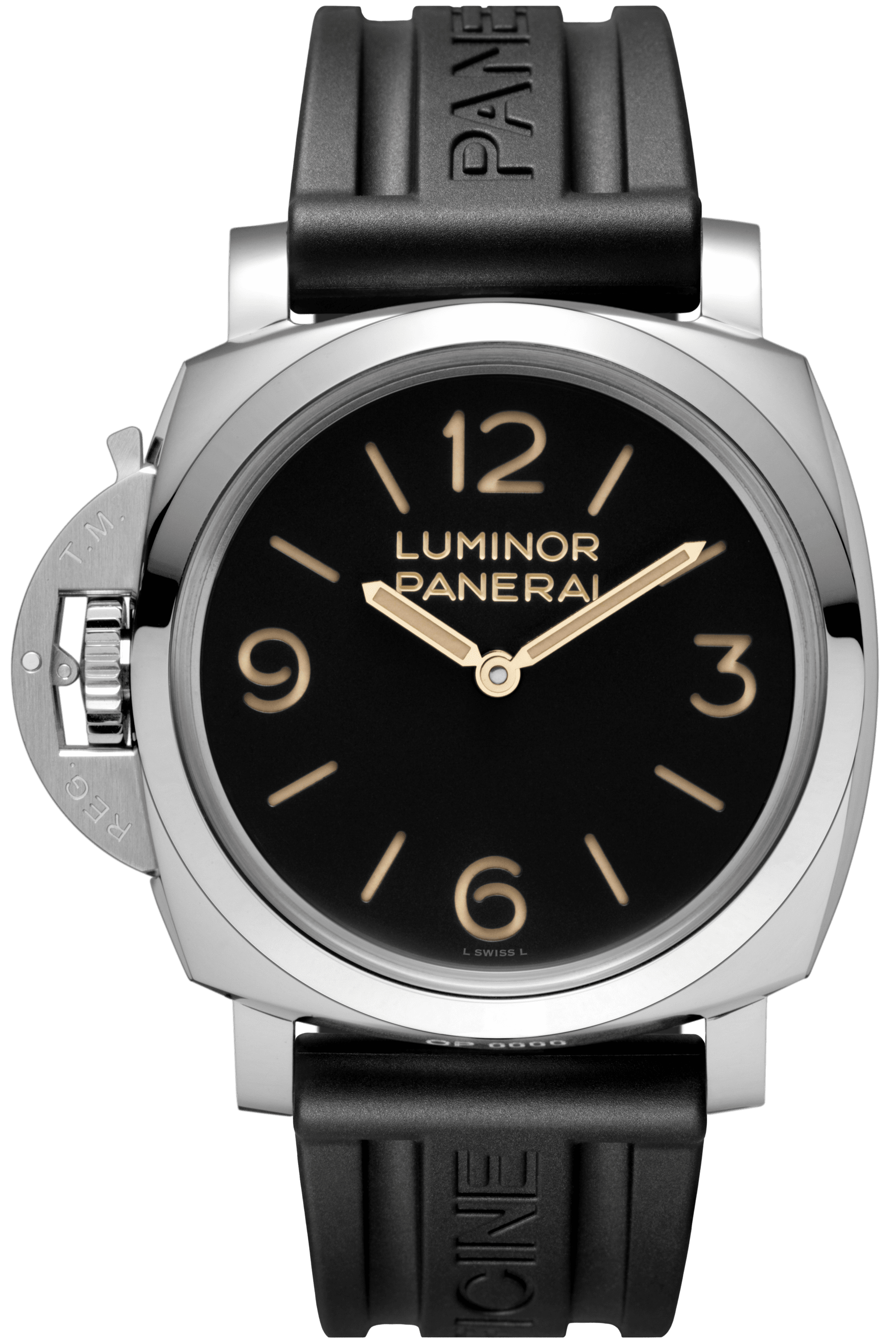 PNPAM00557 - Luminor Left-handed - 47mm