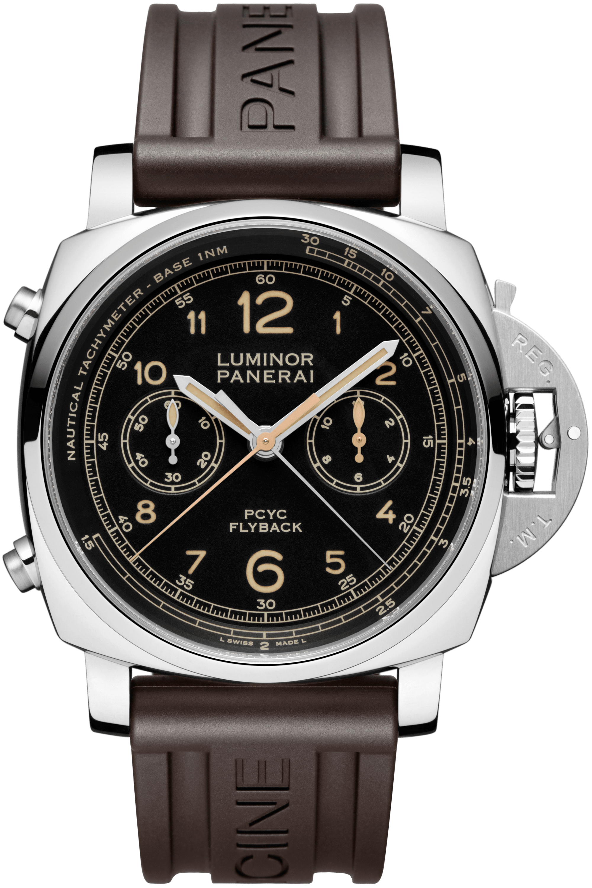 PNPAM00653 - Luminor Yachts Challenge - 44mm