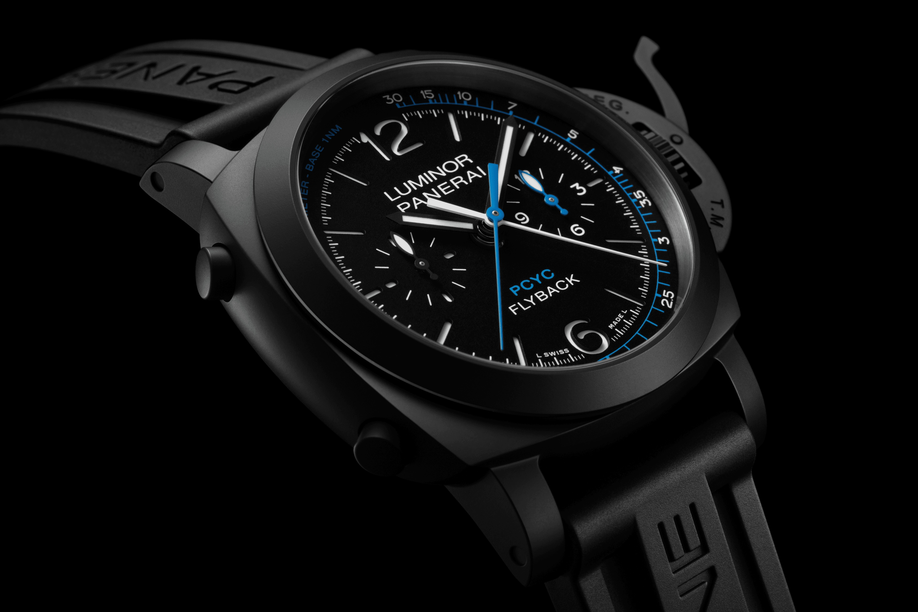 PNPAM00788 - Luminor Yachts Challenge - 44mm