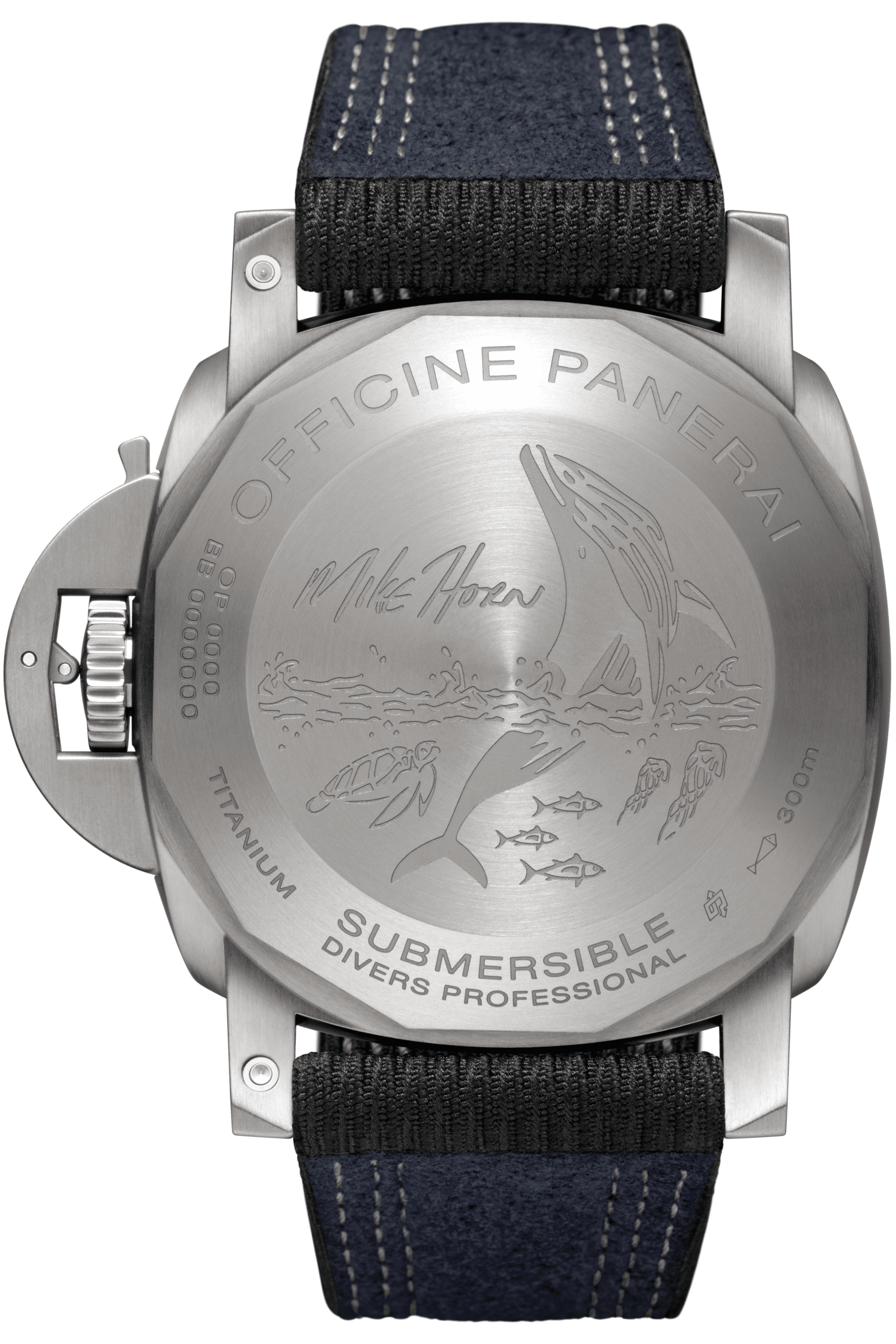 PNPAM00984 - Submersible Mike Horn Edition - 47mm