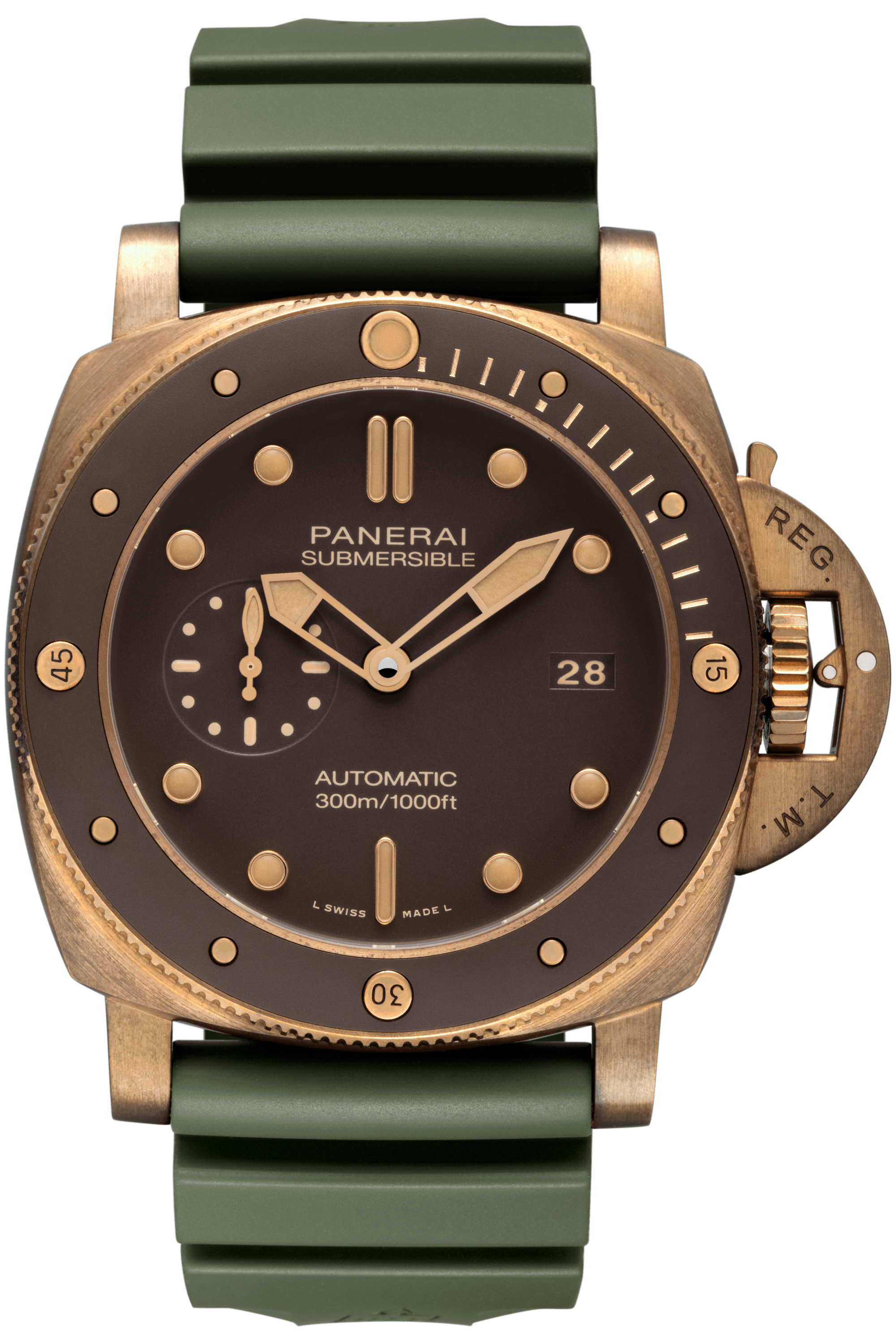 PNPAM00968 - Submersible Bronzo – 47 mm
