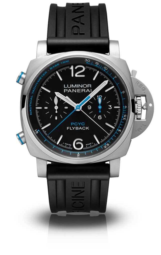 PNPAM00764 - Luminor Yachts Challenge - 44mm