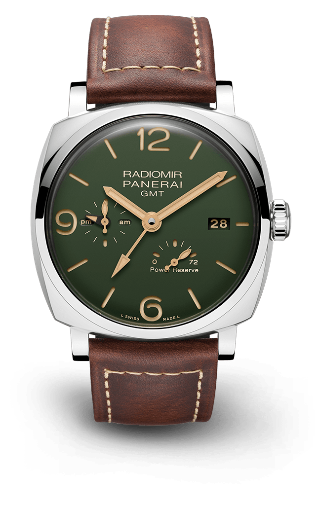 PNPAM00999 - Radiomir GMT Power Reserve - 45mm
