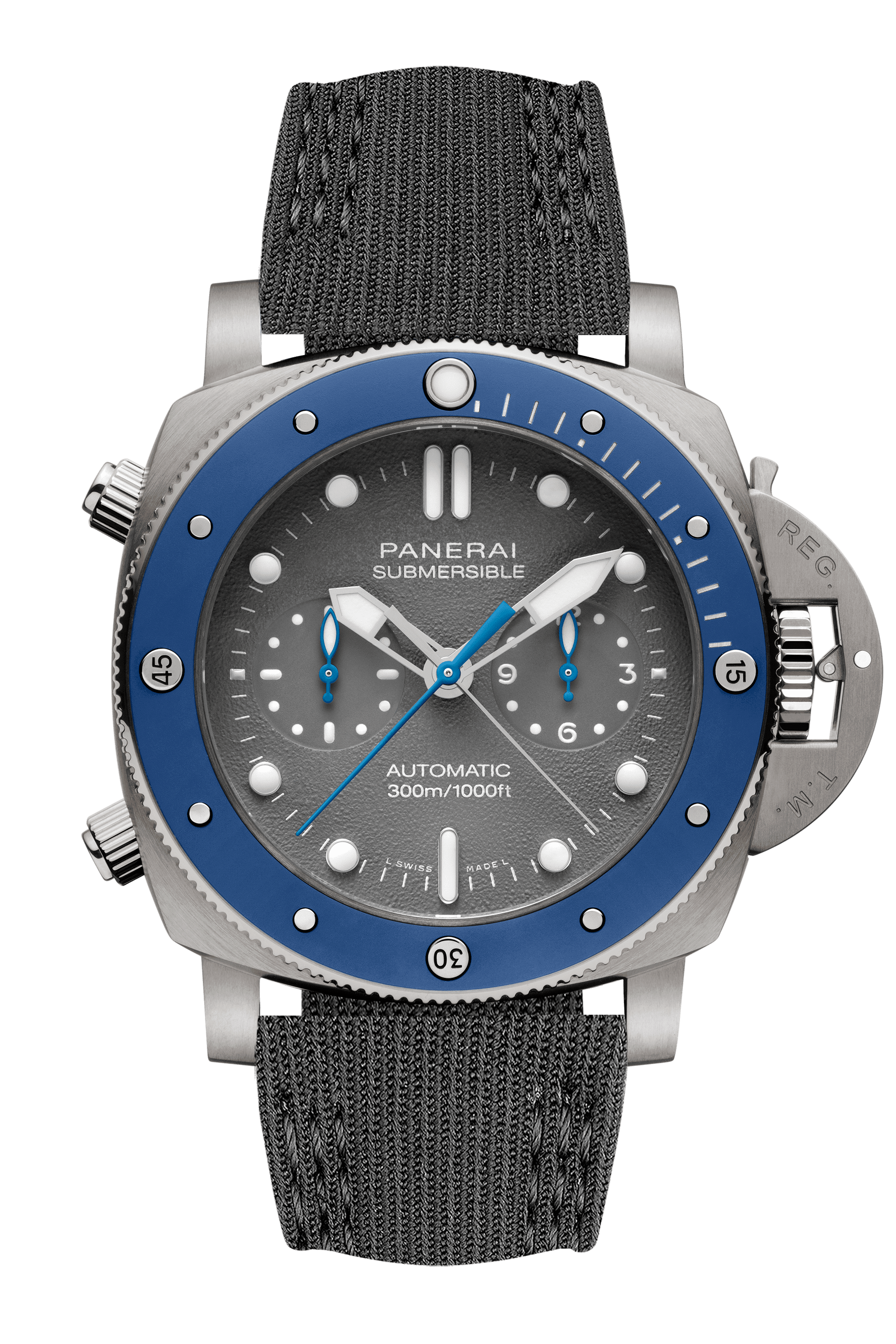 PNPAM00982 - Submersible Chrono Guillaume Nery Edition - 47mm