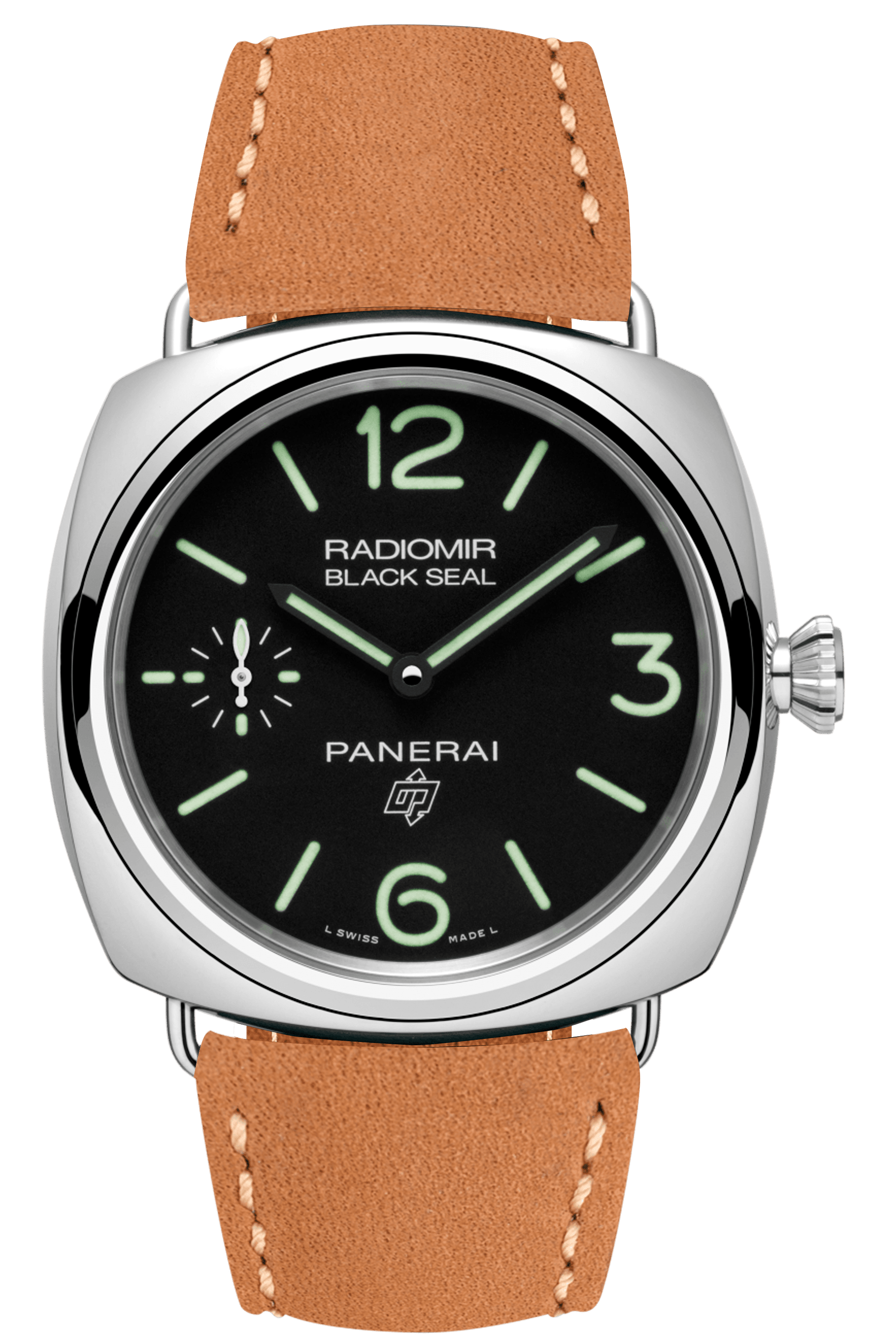 PNPAM00754 - Radiomir Black Seal Logo - 45mm