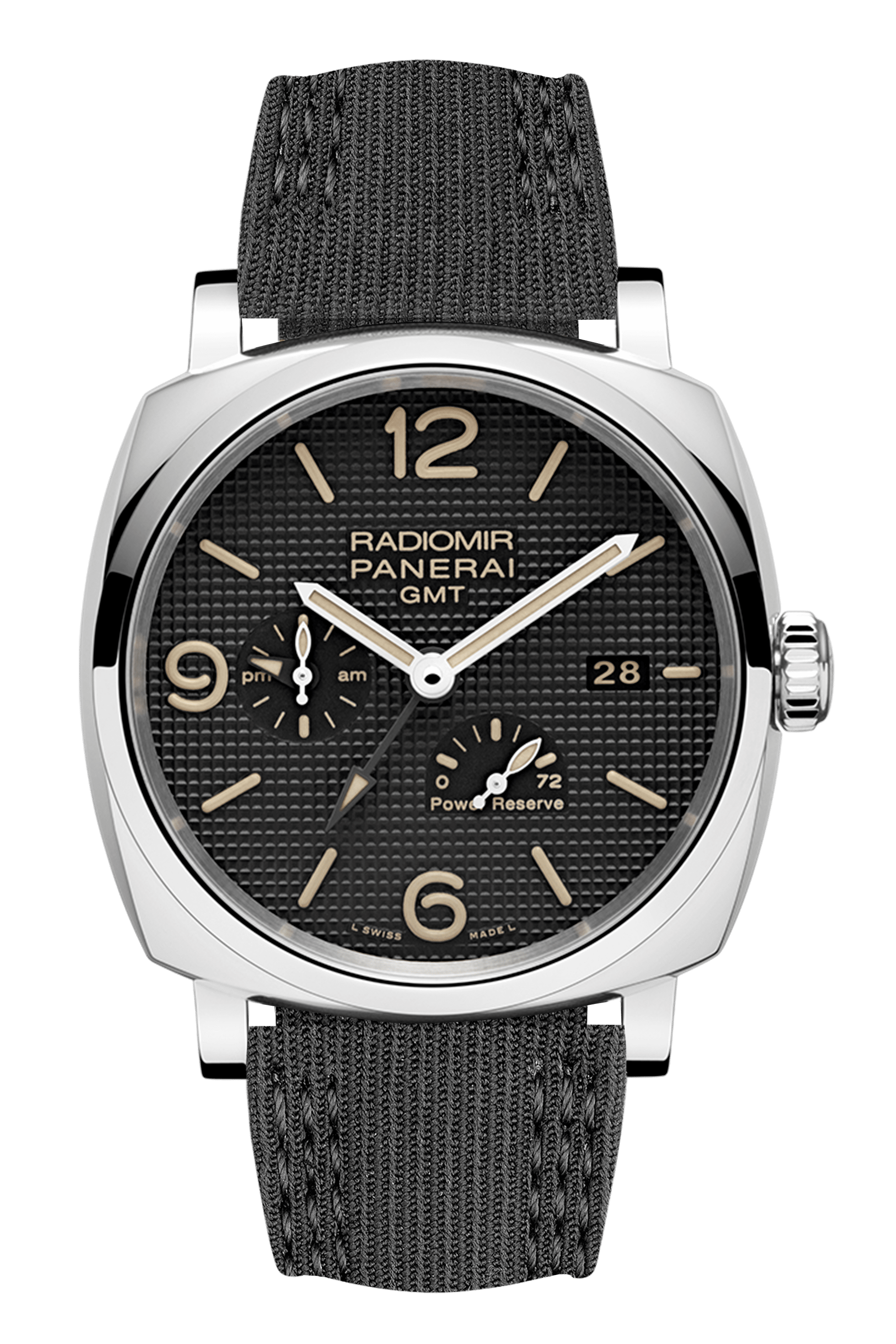 PNPAM00628 - Radiomir GMT Power Reserve - 45mm