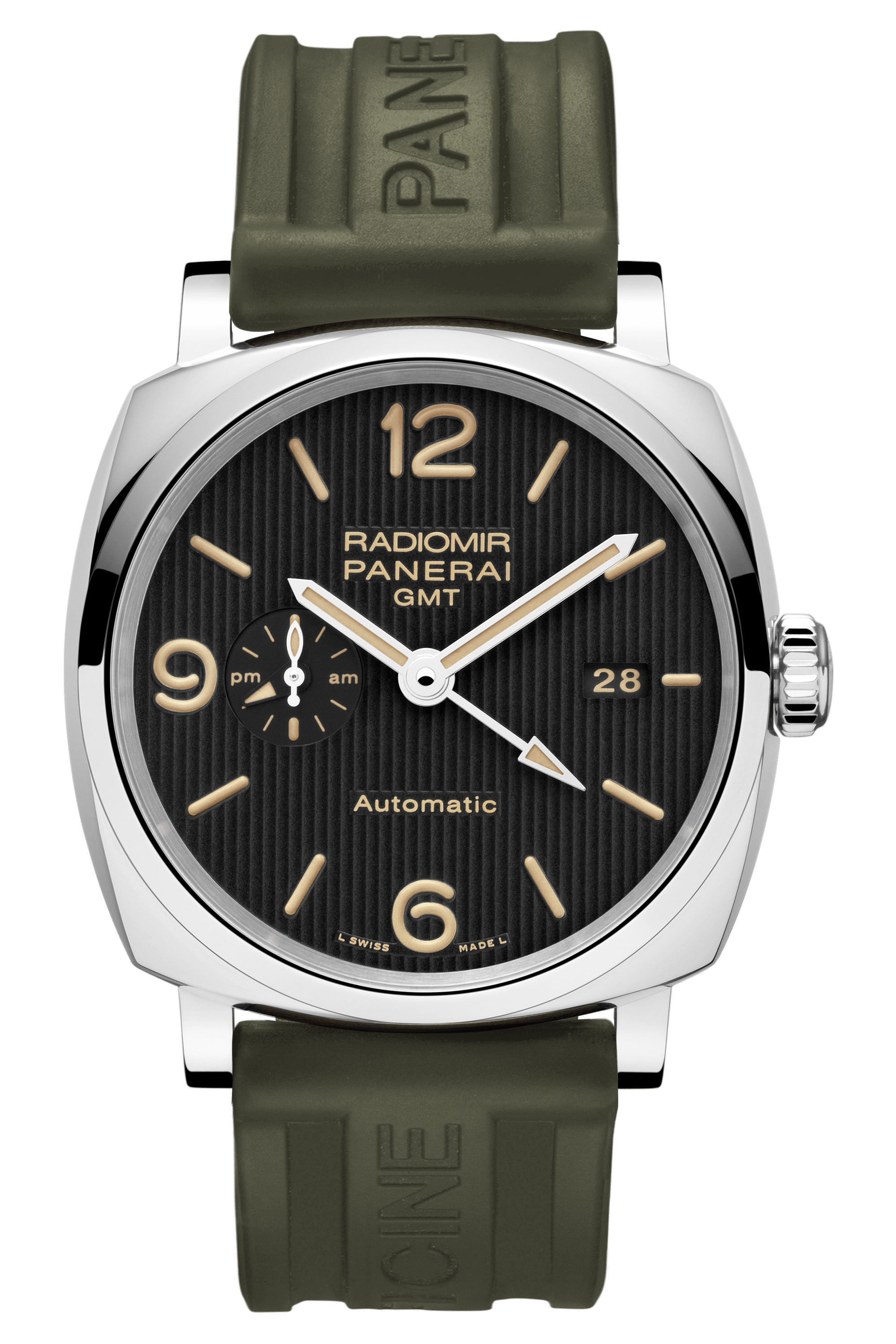 PNPAM00657 - Radiomir GMT - 45mm