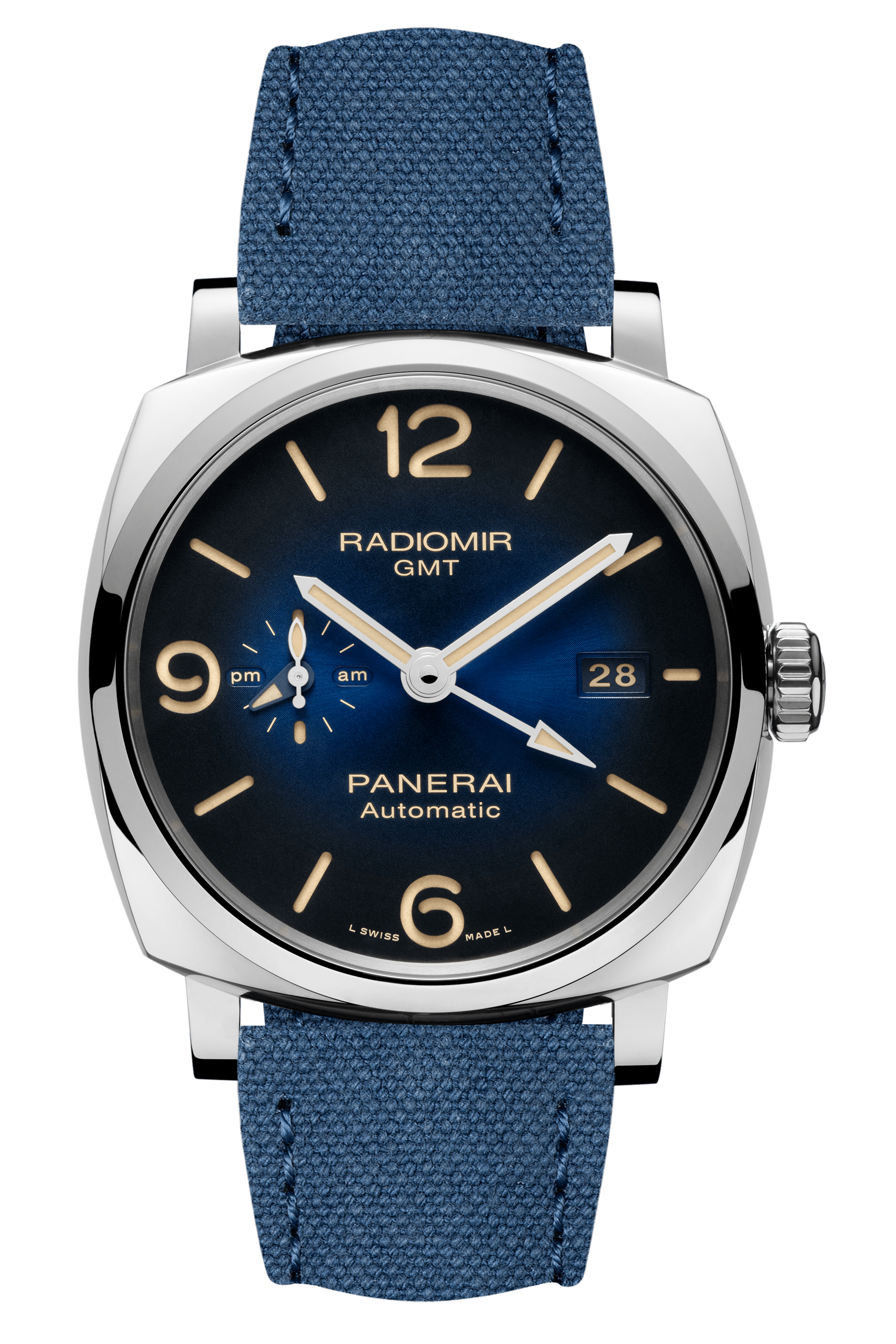 PNPAM00945 - Radiomir GMT - 45mm