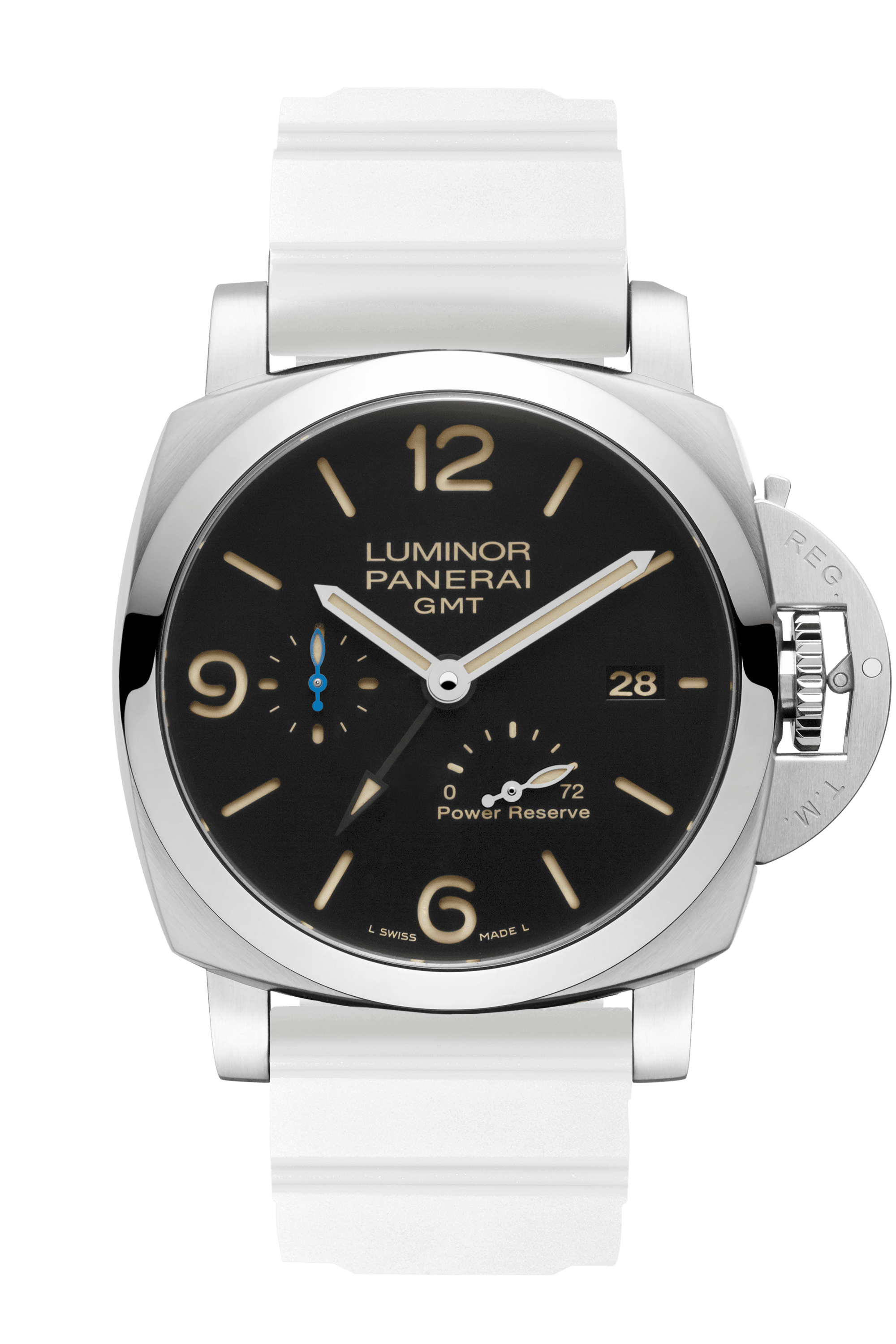 PNPAM01321 - Luminor GMT Power Reserve - 44mm