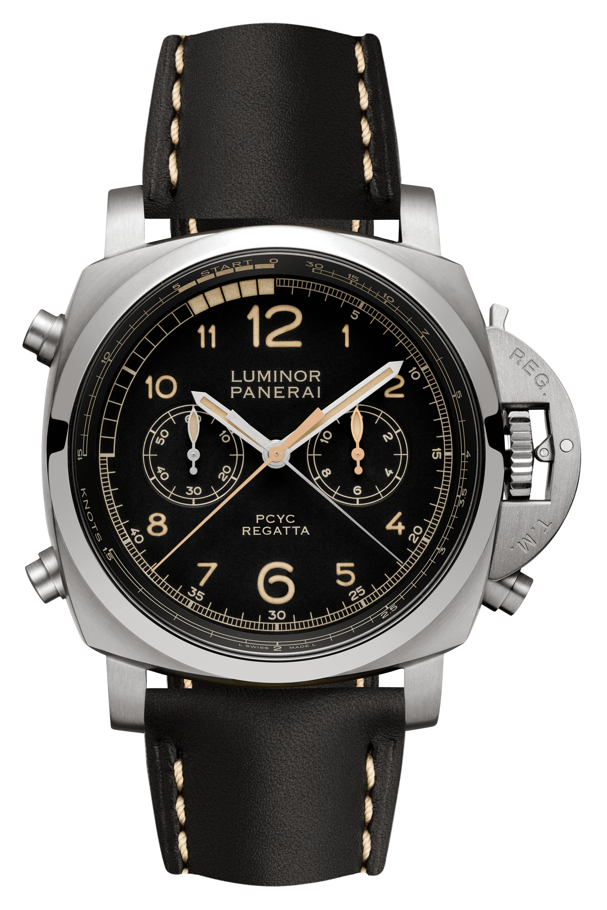PNPAM00652 - Luminor Regatta Chrono Flyback - 47mm