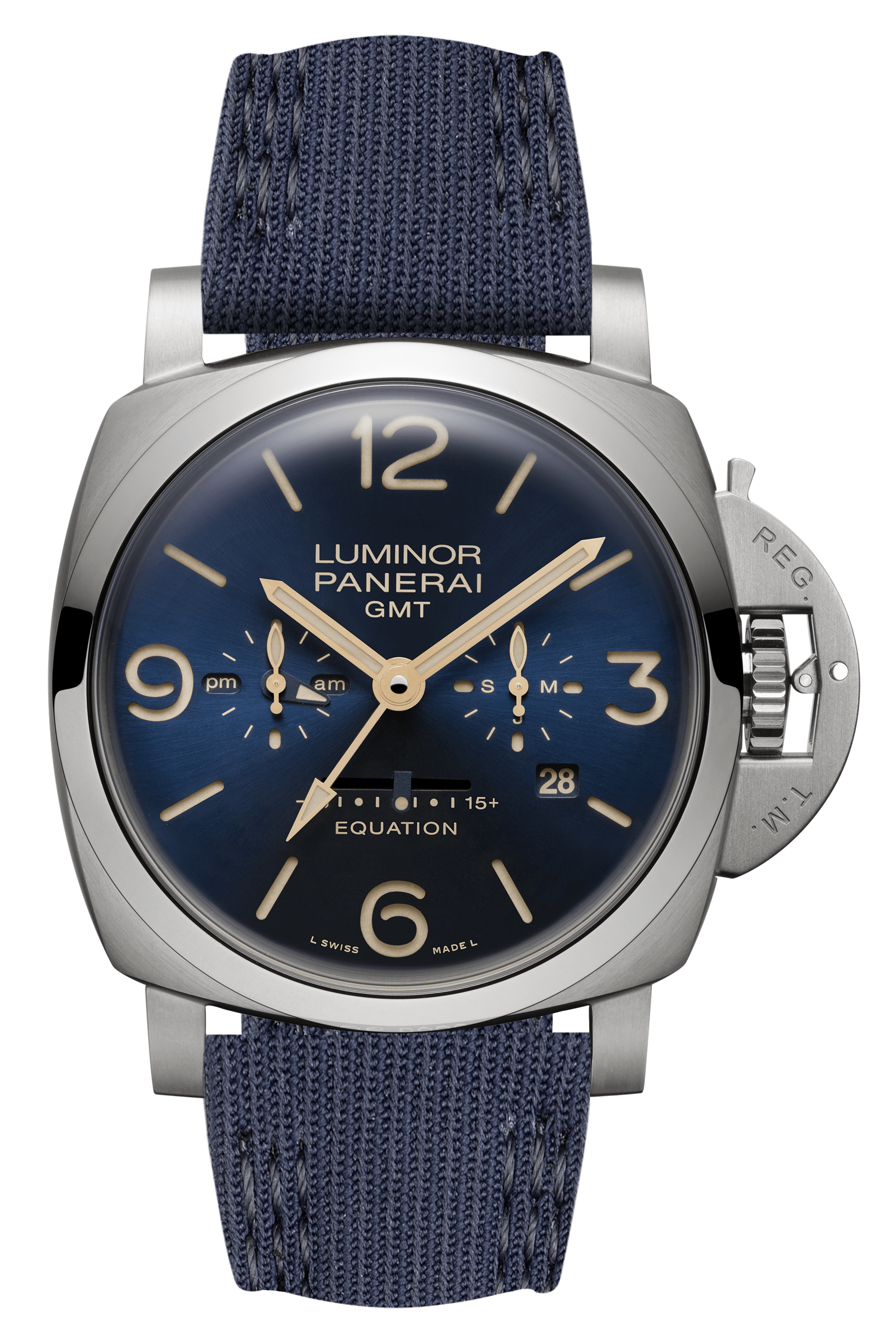 PNPAM00670 - Luminor Equation of Time - 47mm