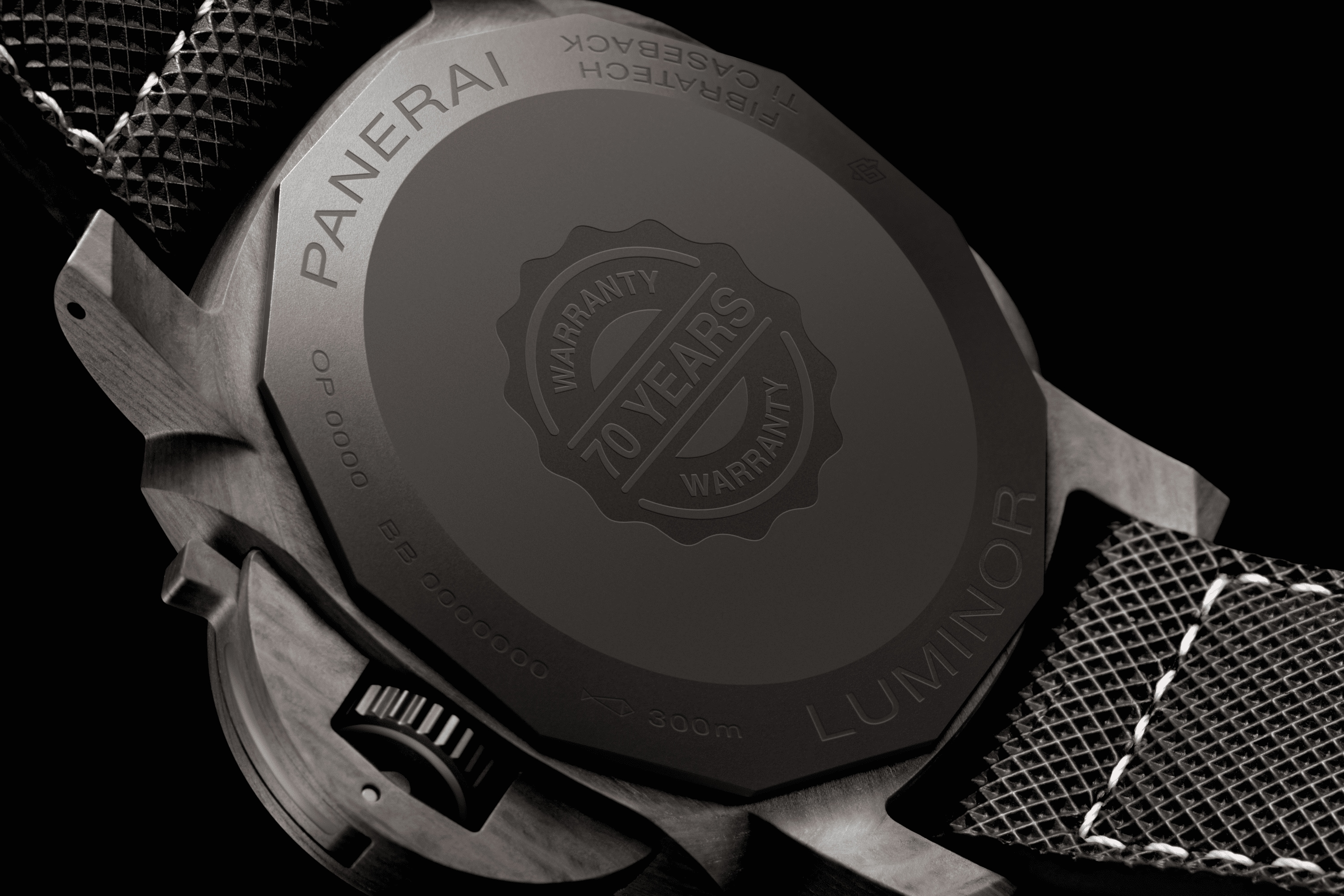 PNPAM01119 - Luminor Marina Fibratech™ - 44mm