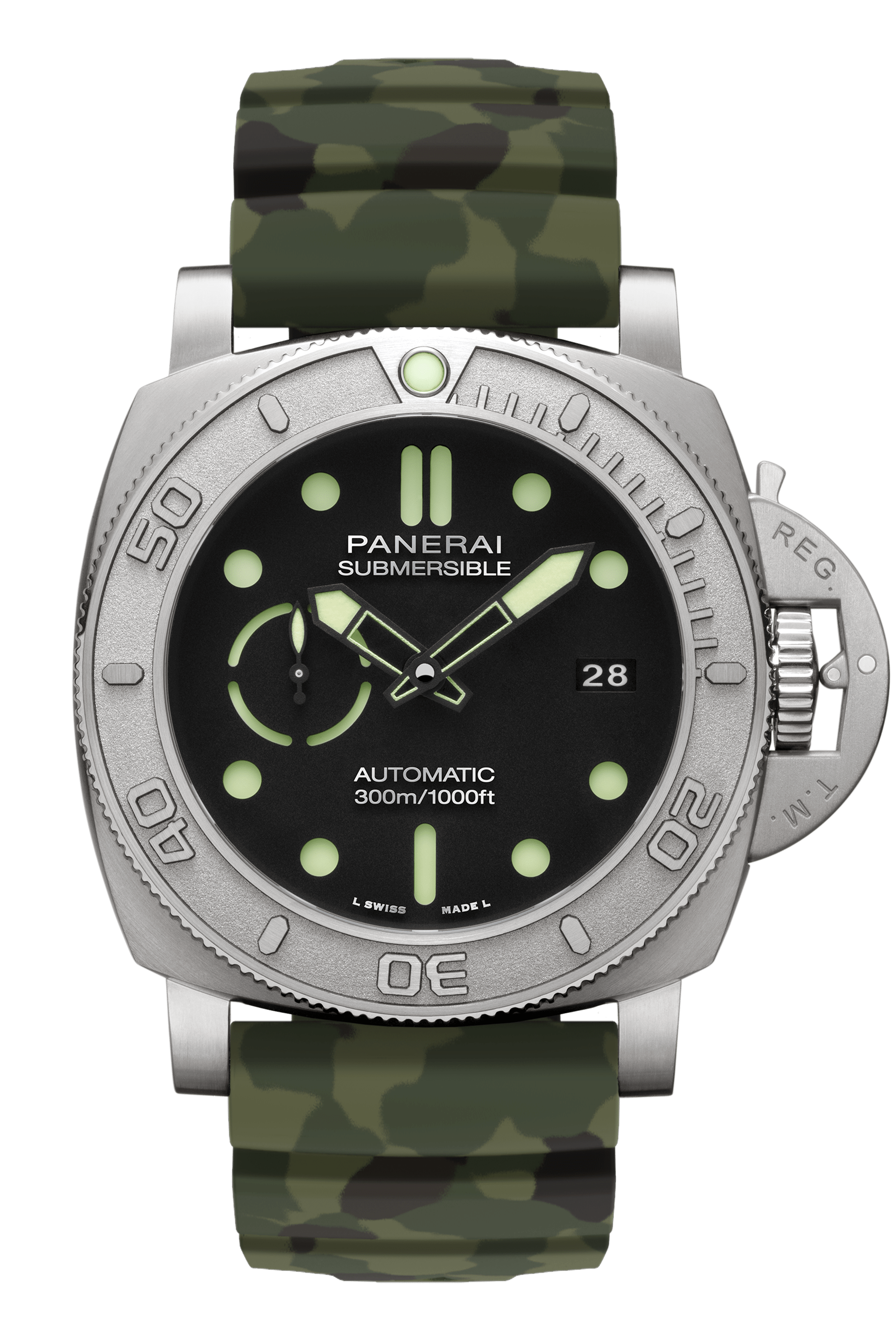 PNPAM00984 - Submersible Mike Horn Edition – 47 mm