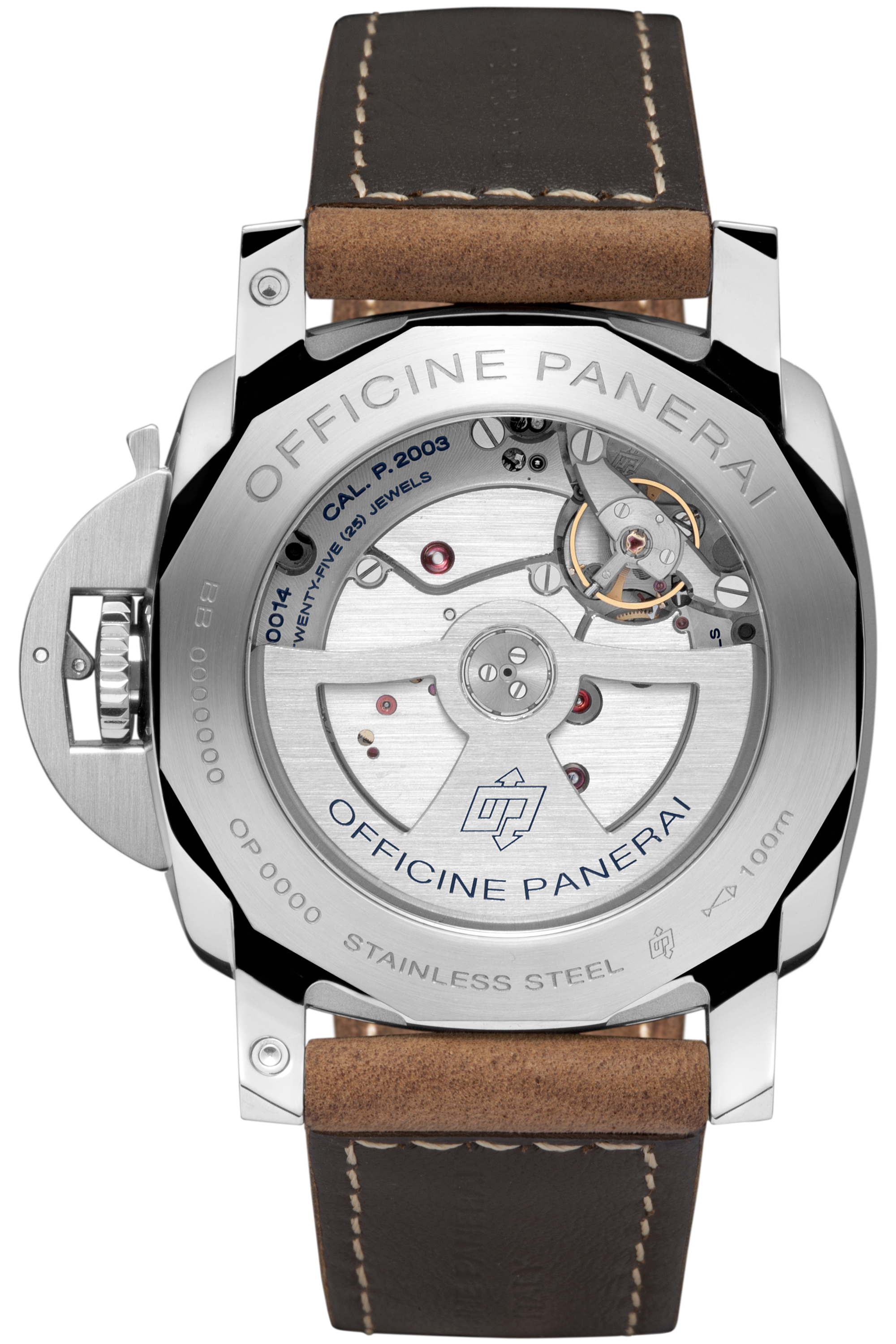 PNPAM00533 - Luminor GMT 10 Days - 44mm