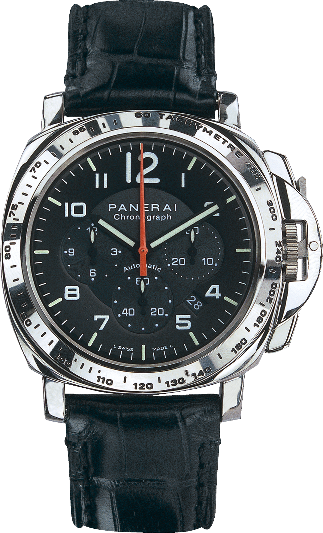 PNPAM00105 - Luminor Chrono Automatic White Gold for AMG - 40mm