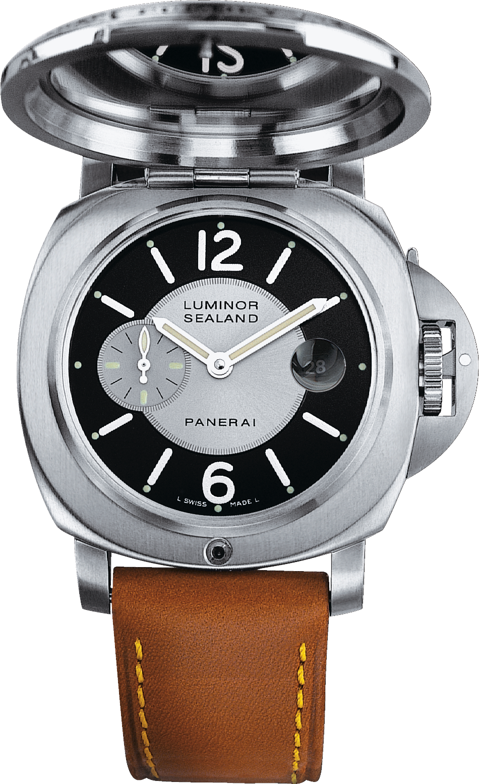 PNPAM00154 - Luminor Sealand for Purdey - 44mm