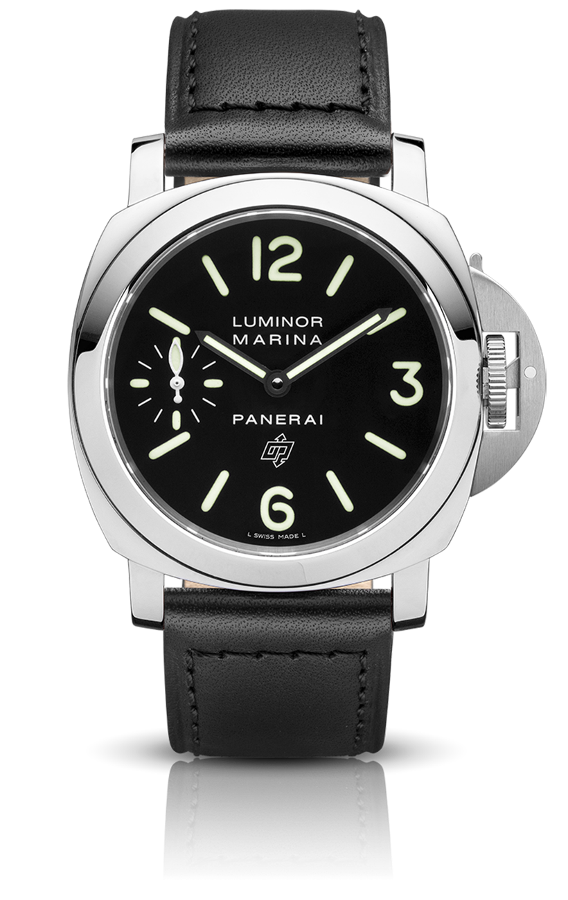PNPAM00318 - Luminor Marina Logo - 44mm