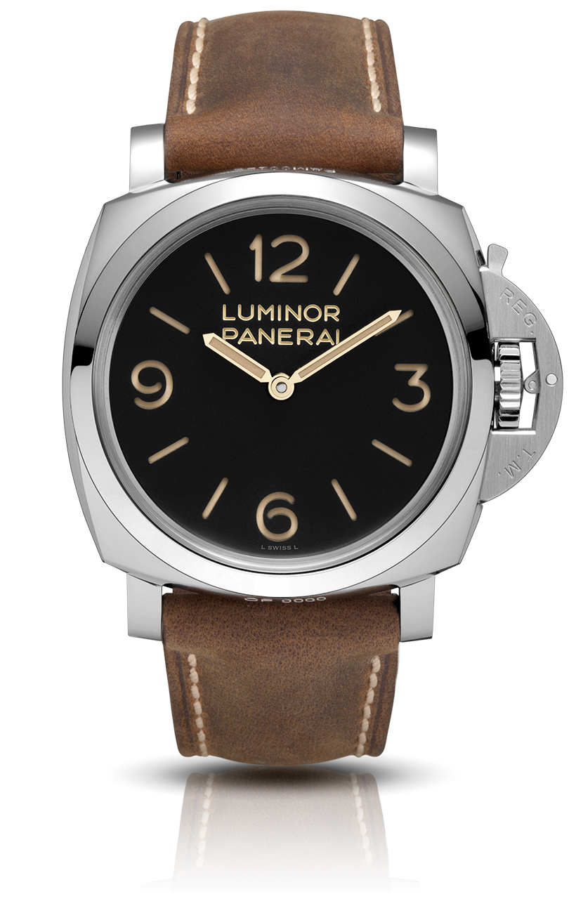 PNPAM00372 - Luminor 1950 3 Days Acciaio - 47mm